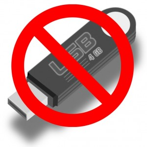 Disable USB Drives without disabling usb ports